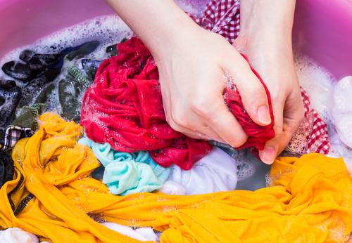 ruční praní